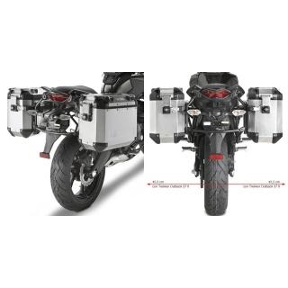 TRK52N kufr GIVI Trekker...