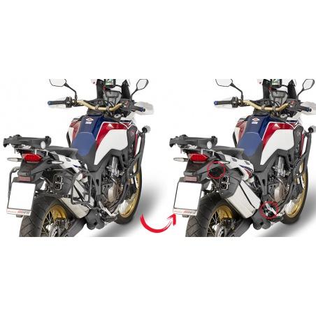 AF1123 plexi čiré Honda...