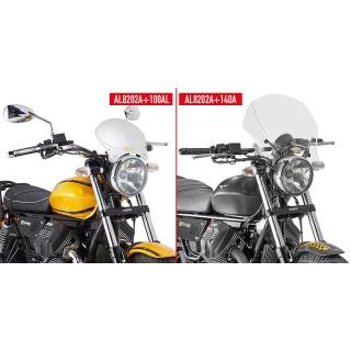 2120DT plexi čiré Yamaha...