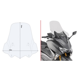 7407A plexi kouřové Ducati...