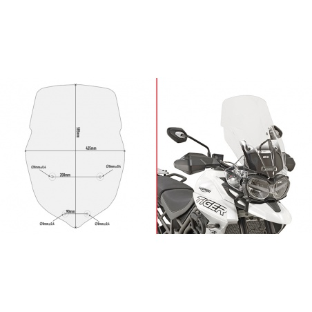 SRA5116 special rack BMW K...