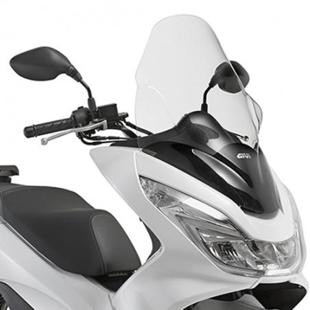 A1152BL plexi čiré/modré...