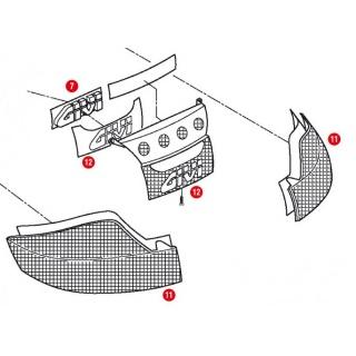 518F montážní sada Suzuki...
