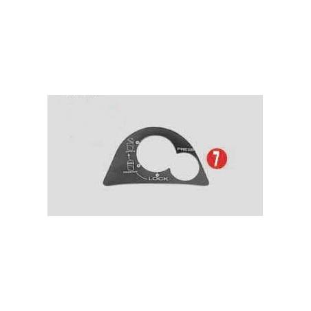 D203ST plexi čiré Honda XL...