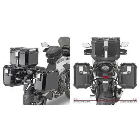 SR2133 nosič Yamaha T-Max...