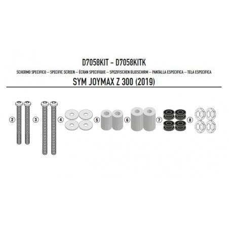 UT805 vodotěsná taška GIVI...