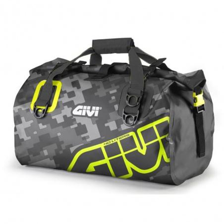 OBKN48AL stříbrný levý kufr...
