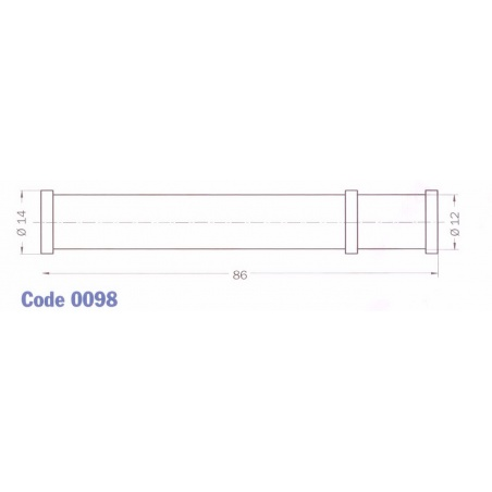 140D plexi kouřové Yamaha...