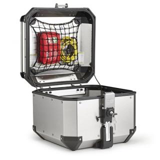 OBKN37AR stříbný pravý kufr...