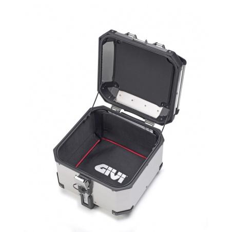 OBKN37BL černý levý kufr...