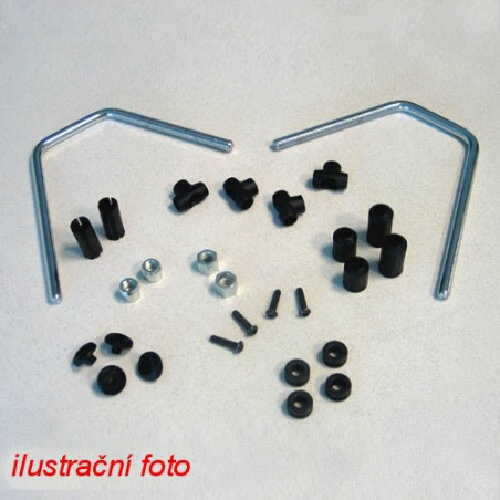TB51 opěrka Yamaha T-max...