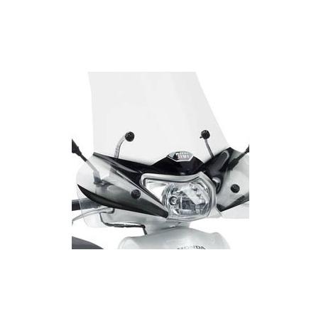 D313S plexi kouřové Honda...
