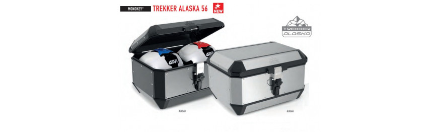 Alaska ALA horní celohliníkové