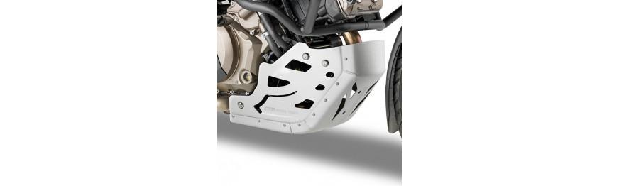Ochranné kryty motoru