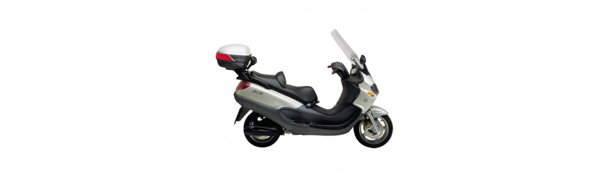 X9 125-180-250 (00-02)